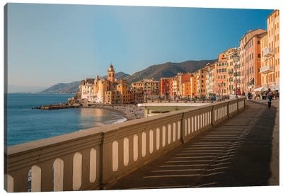 Camogli IV Canvas Art Print