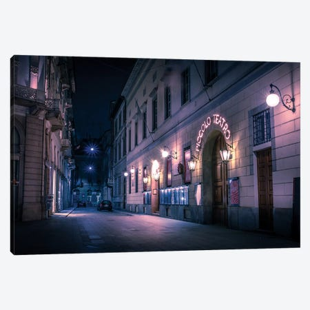 Cinematic Milan Canvas Print #AGN16} by Andrea Dall'Agnola Canvas Artwork