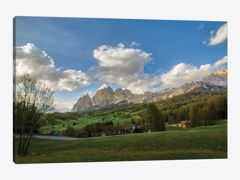 Cortina Panorama by Andrea Dall'Agnola 1-piece Canvas Print