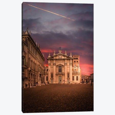 Mantova On Fire Canvas Print #AGN26} by Andrea Dall'Agnola Canvas Print