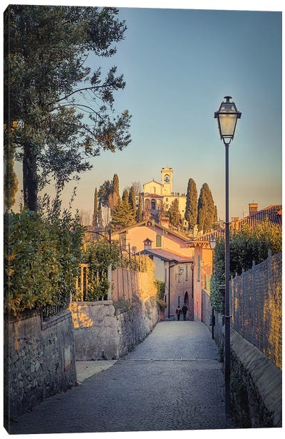 Montevecchia Canvas Art Print