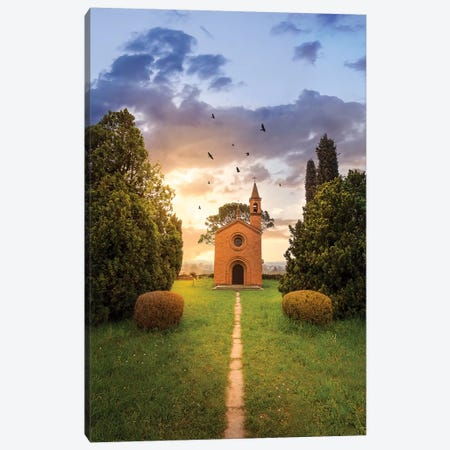 Pomelasca Canvas Print #AGN35} by Andrea Dall'Agnola Canvas Artwork