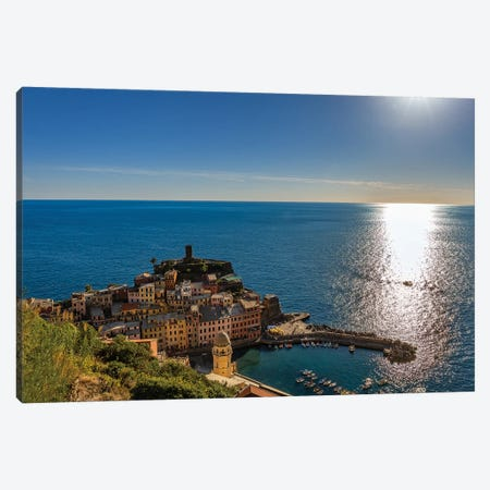 Vernazza Canvas Print #AGN53} by Andrea Dall'Agnola Canvas Art Print