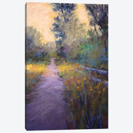 It's The Glow Canvas Print #AGO3} by Alejandra Gos Canvas Artwork
