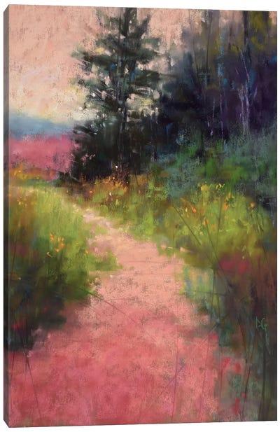 Magenta Canvas Art Print