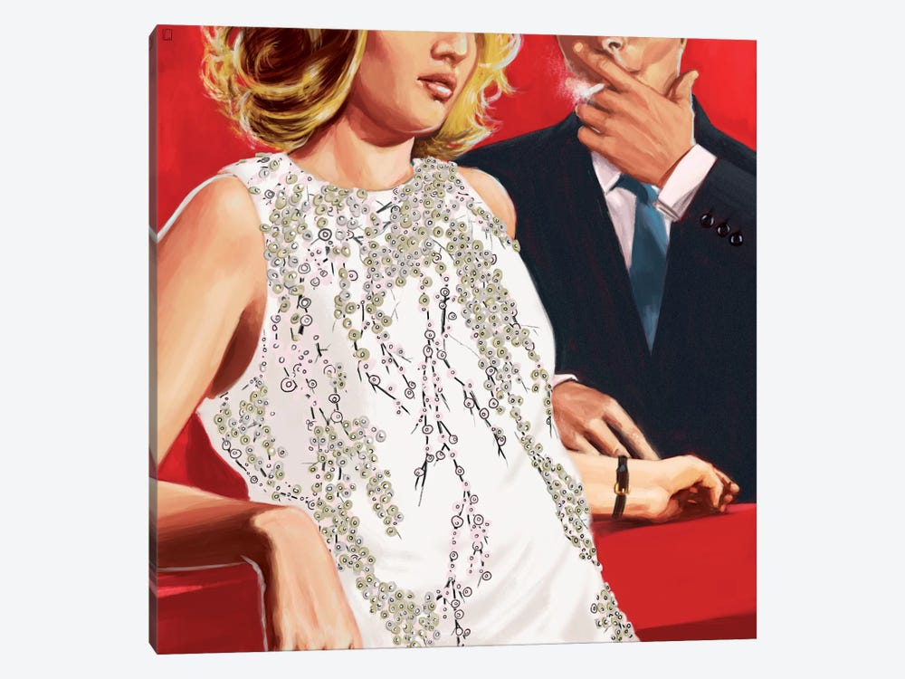 In The Mood For Love by Alexander Grahovsky 1-piece Art Print