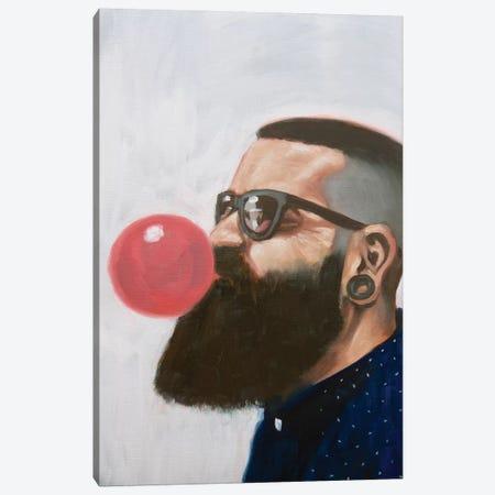 The Barbers Crew II Canvas Print #AGR27} by Alexander Grahovsky Canvas Print