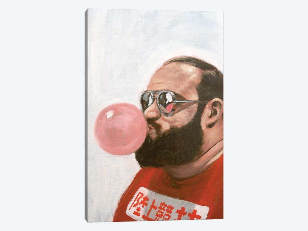 The Barbers Crew III by Alexander Grahovsky 1-piece Canvas Art