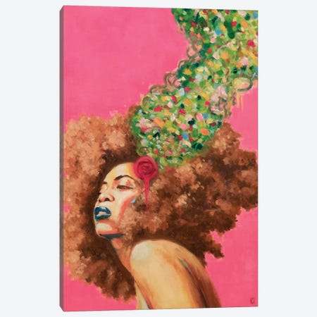 Baduizm Canvas Print #AGR2} by Alexander Grahovsky Canvas Artwork