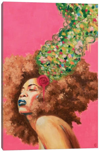 Baduizm Canvas Art Print