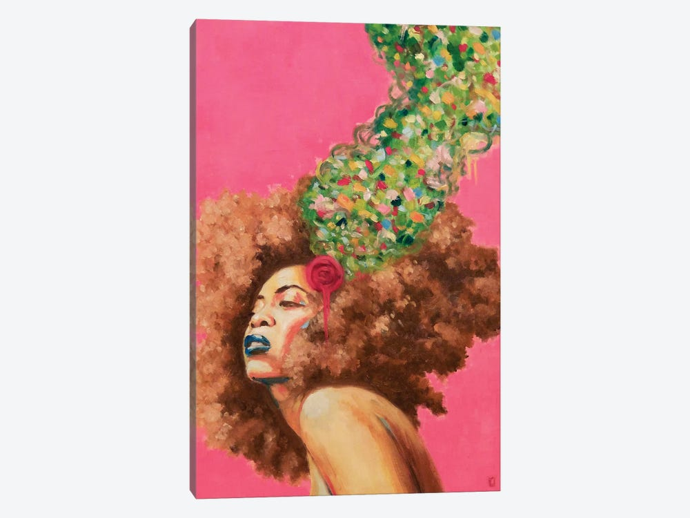 Baduizm by Alexander Grahovsky 1-piece Canvas Wall Art