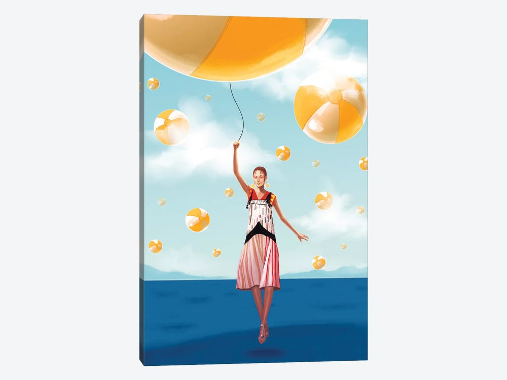 Prada 1-piece Canvas Art Print