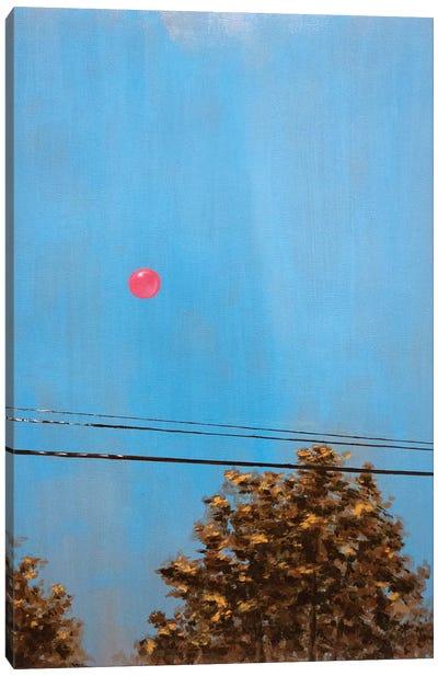 Gone Canvas Art Print