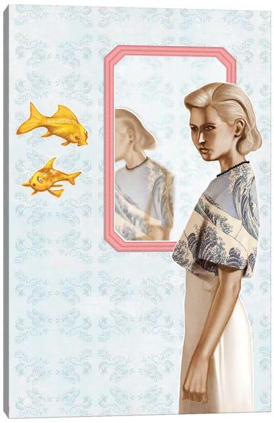 MIrror Mirror Canvas Art Print