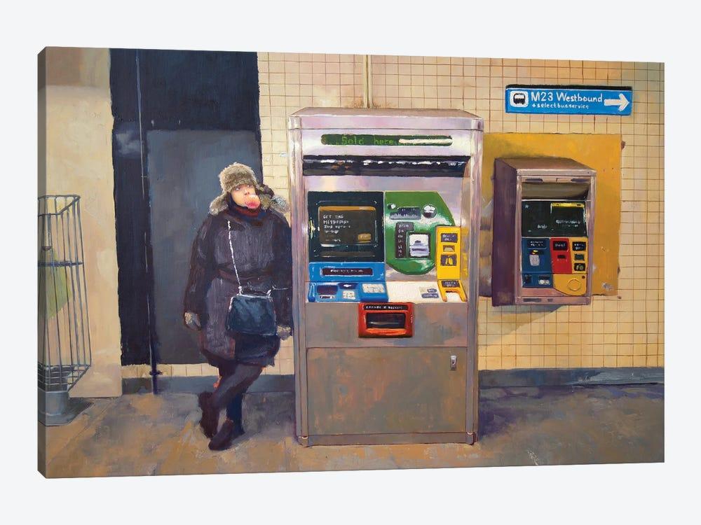 NY M23 Westbound by Alexander Grahovsky 1-piece Art Print