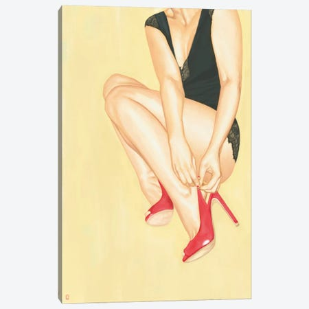 Dorothy Canvas Print #AGR8} by Alexander Grahovsky Canvas Art