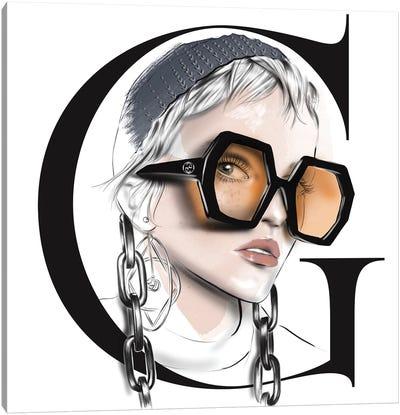 Gucci Canvas Art Print