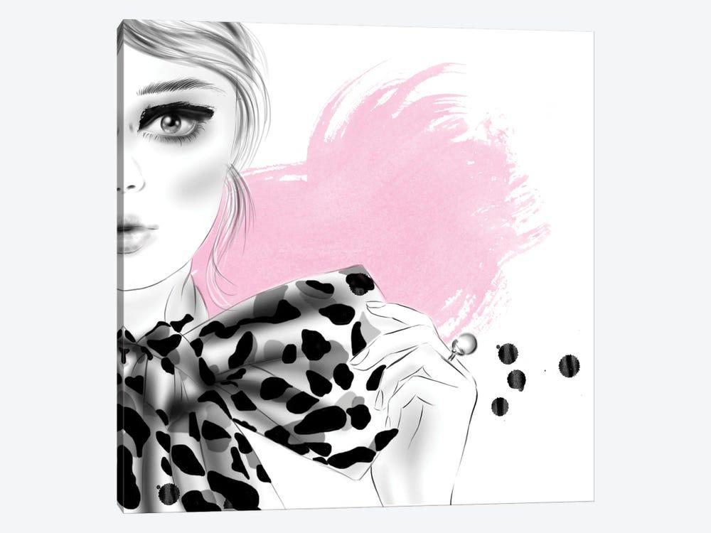 Bow by Agata Sadrak 1-piece Art Print