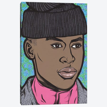 Model Man Canvas Print #AGU111} by Allyson Gutchell Art Print