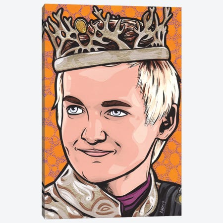 Joffrey Canvas Print #AGU125} by Allyson Gutchell Canvas Art Print