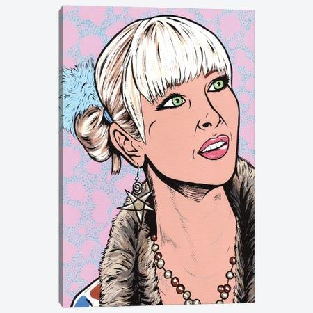 Phoebe Canvas Print #AGU126} by Allyson Gutchell Canvas Art Print