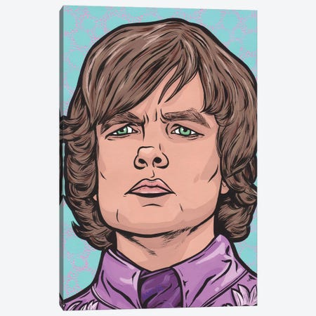 Tyrion Canvas Print #AGU127} by Allyson Gutchell Canvas Art Print