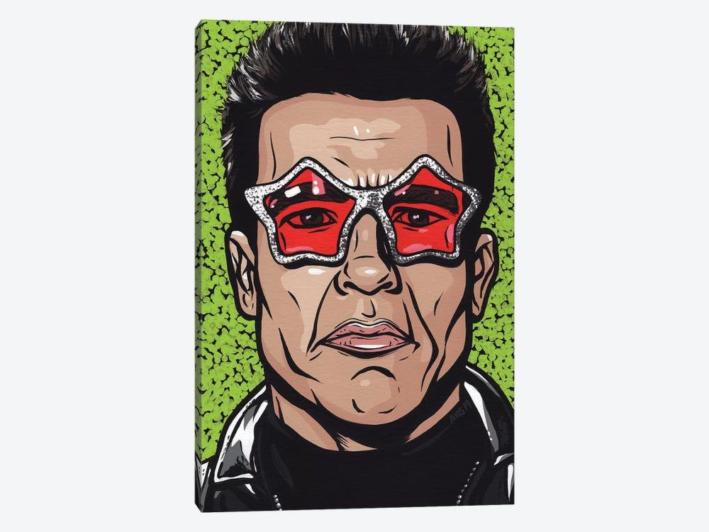 Terminator Glasses by Allyson Gutchell 1-piece Canvas Artwork