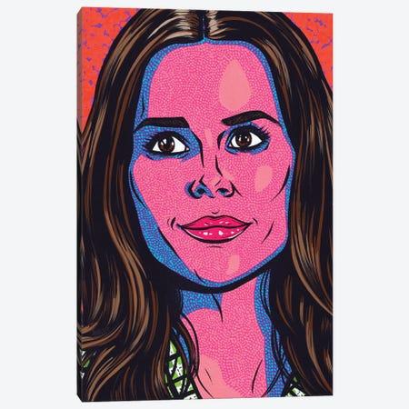 Stevie Schitt's Creek Canvas Print #AGU154} by Allyson Gutchell Canvas Wall Art