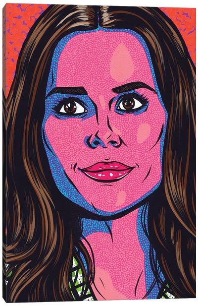 Stevie Schitt's Creek Canvas Art Print
