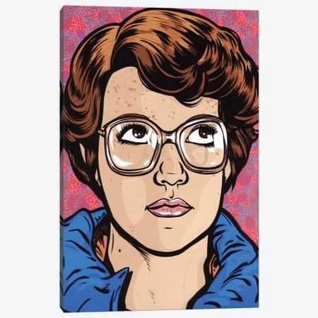 Barb Canvas Print #AGU5} by Allyson Gutchell Canvas Artwork