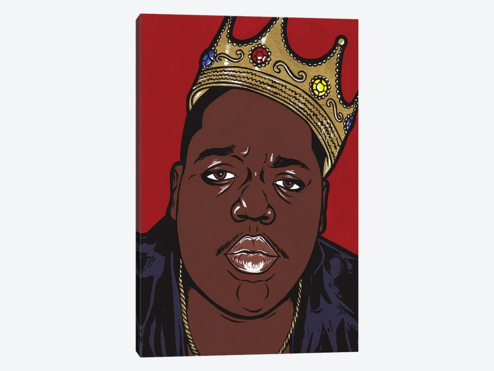 Biggie by Allyson Gutchell 1-piece Art Print