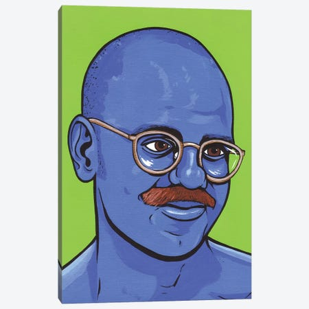 Tobias Funke Canvas Print #AGU73} by Allyson Gutchell Canvas Art