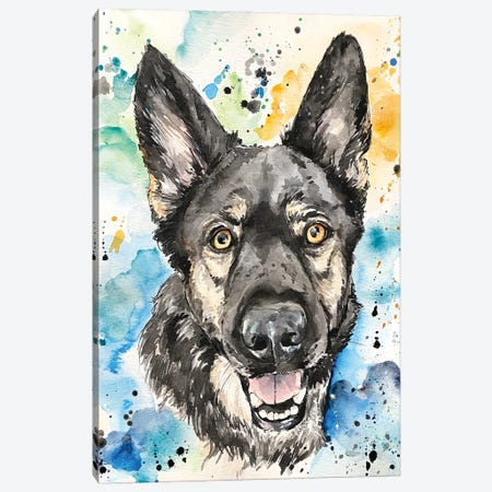 The Shepherd Canvas Print #AGY123} by Allison Gray Canvas Art