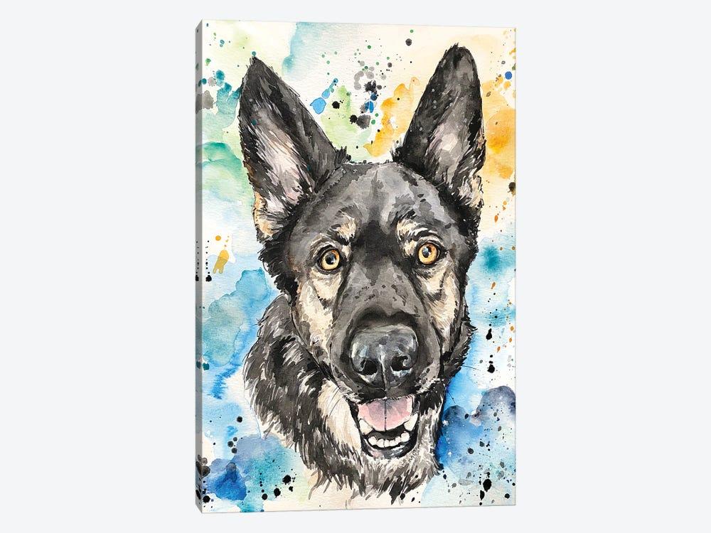 The Shepherd by Allison Gray 1-piece Canvas Art