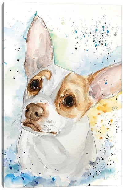 Johnny The Jrt Canvas Art Print