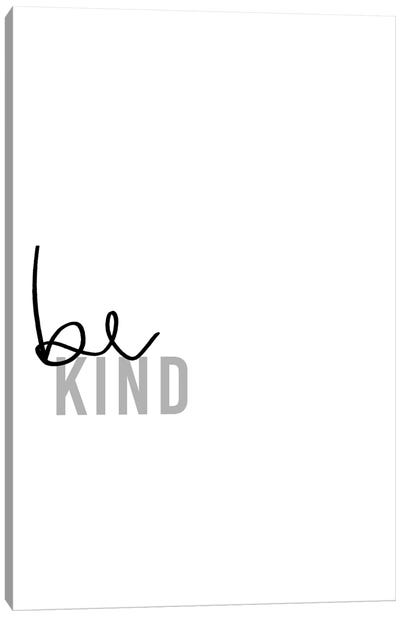 Simply Kindness IV Canvas Art Print