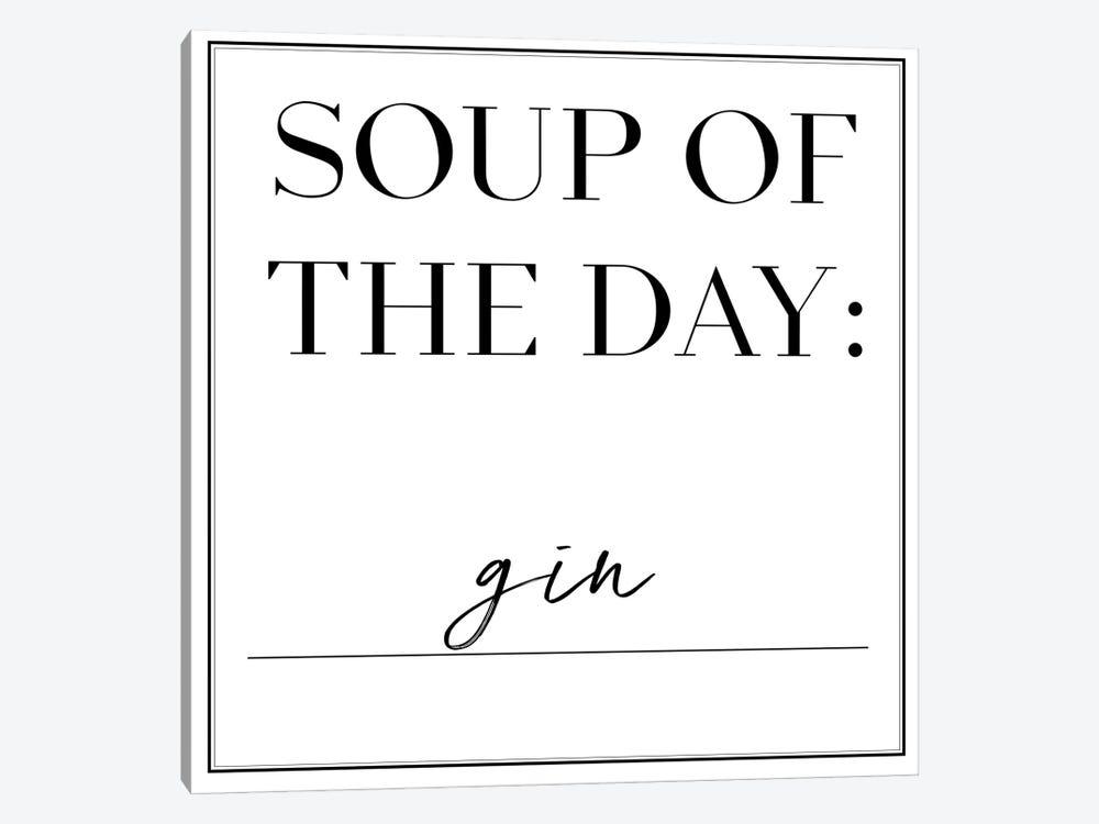 Soup du Jour II by Anna Hambly 1-piece Canvas Artwork