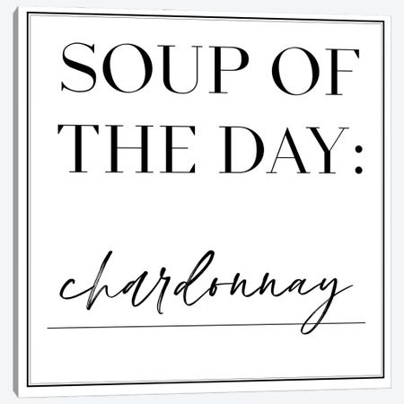 Soup du Jour V Canvas Print #AHA56} by Anna Hambly Art Print