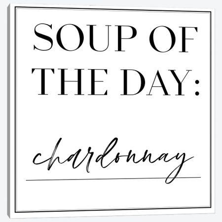 Soup du Jour V Canvas Print #AHA56} by Anna Hambly Art Print
