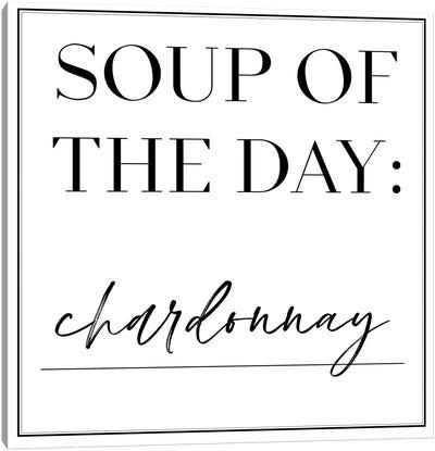 Soup du Jour V Canvas Art Print