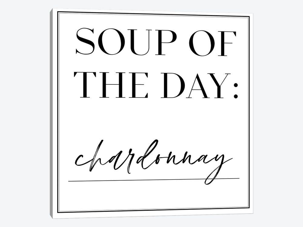 Soup du Jour V by Anna Hambly 1-piece Canvas Art Print