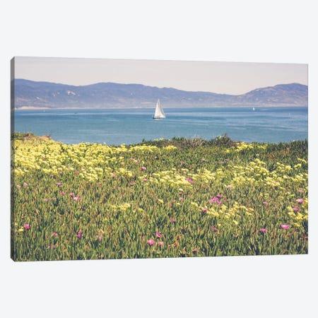 Morning In Santa Barbara Ii Canvas Print #AHD100} by Ann Hudec Canvas Print