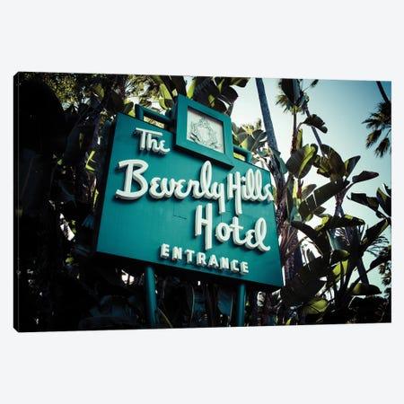 Beverly Hills Hotel II Canvas Print #AHD10} by Ann Hudec Canvas Art Print