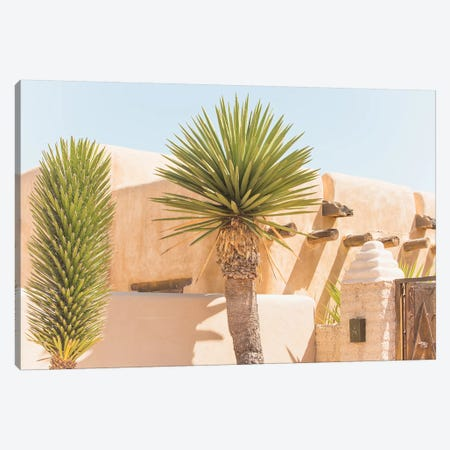 Oasis Canvas Print #AHD111} by Ann Hudec Canvas Wall Art