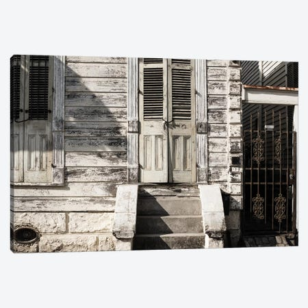 Old New Orleans Canvas Print #AHD112} by Ann Hudec Canvas Wall Art