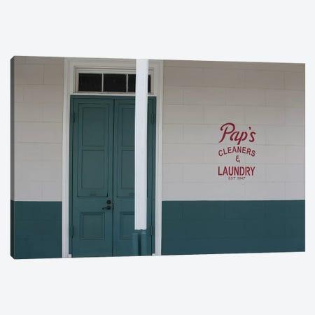 Pap's New Orleans Canvas Print #AHD115} by Ann Hudec Canvas Print