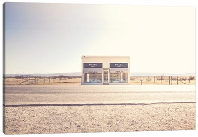 Prada Marfa Ii Canvas Art Print