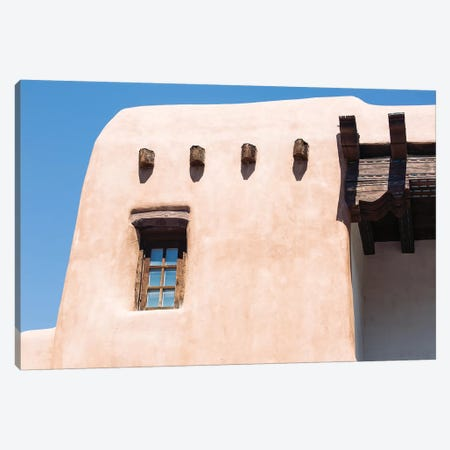 Santa Fe Canvas Print #AHD138} by Ann Hudec Canvas Wall Art