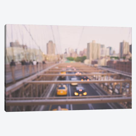 Brooklyn Bound Canvas Print #AHD13} by Ann Hudec Canvas Art Print