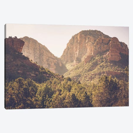 Sedona Sunrise Canvas Print #AHD141} by Ann Hudec Canvas Print